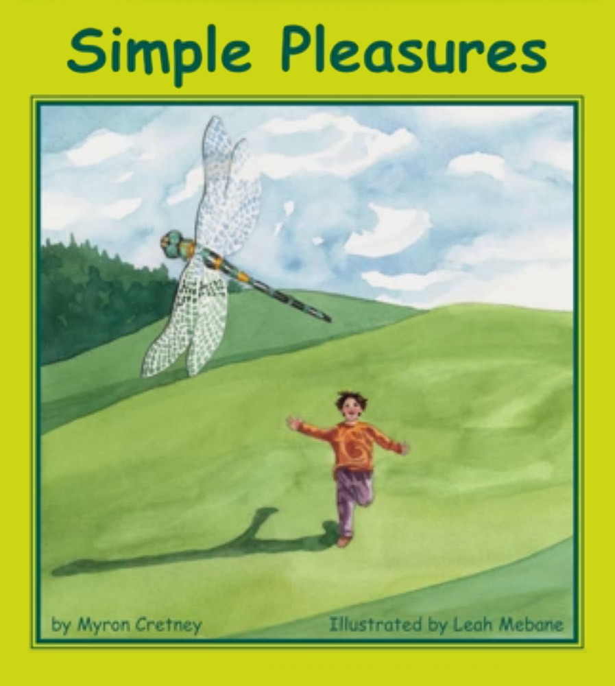Simple Pleasures Book Image